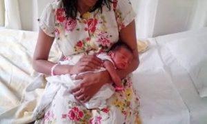 Rosa newborn