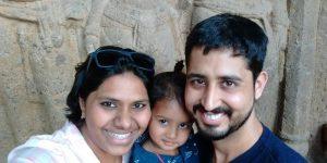 meghana-naidu-family